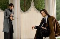 DORIAN GRAY, from left: Rebecca Hall, Ben Barnes, 2009. ©Alliance Films