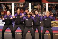 DODGEBALL: A TRUE UNDERDOG STORY, Brandon Molale, Jamal E. Duff, Kevin Porter, Ben Stiller, Missi Pyle, Rusty Joyner, 2004, TM & Copyright (c) 20th Century Fox Film Corp. All rights reserved.