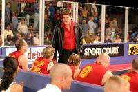 DODGEBALL: A TRUE UNDERDOG STORY, David Hasselhoff, 2004, TM & Copyright (c) 20th Century Fox Film Corp. All rights reserved.