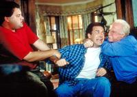 DIRTY WORK, Artie Lange, Norm MacDonald, Jack Warden, 1998, (c) Universal