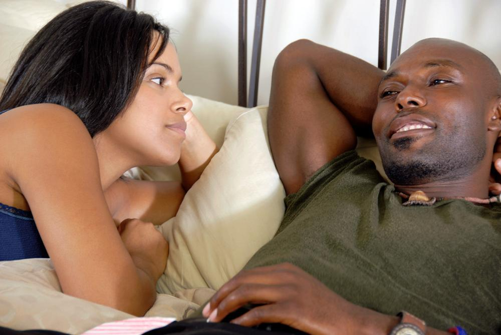 DIARY OF A TIRED BLACK MAN, from left: Paula Lema, Jimmy Jean-Louis, 2008. ©Magnolia Pictures