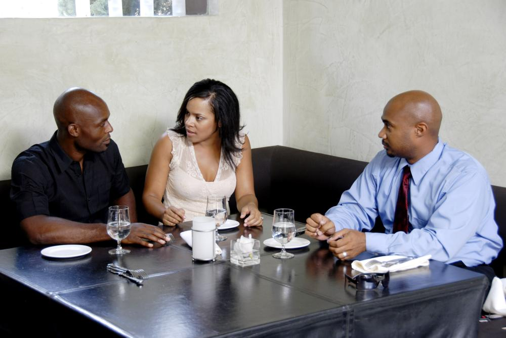 DIARY OF A TIRED BLACK MAN, from left: Jimmy Jean-Louis, Paula Lema, A. Scott Coleman, 2008. ©Magnolia Pictures