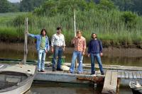 DIGGERS, Josh Hamilton, Ken Marino, Ron Eldard, Paul Rudd, 2006. ©Magnolia Pictures