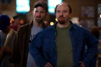DIMINISHED CAPACITY, foreground from left: Jim True-Frost, Louis C.K., 2008. ©IFC Films
