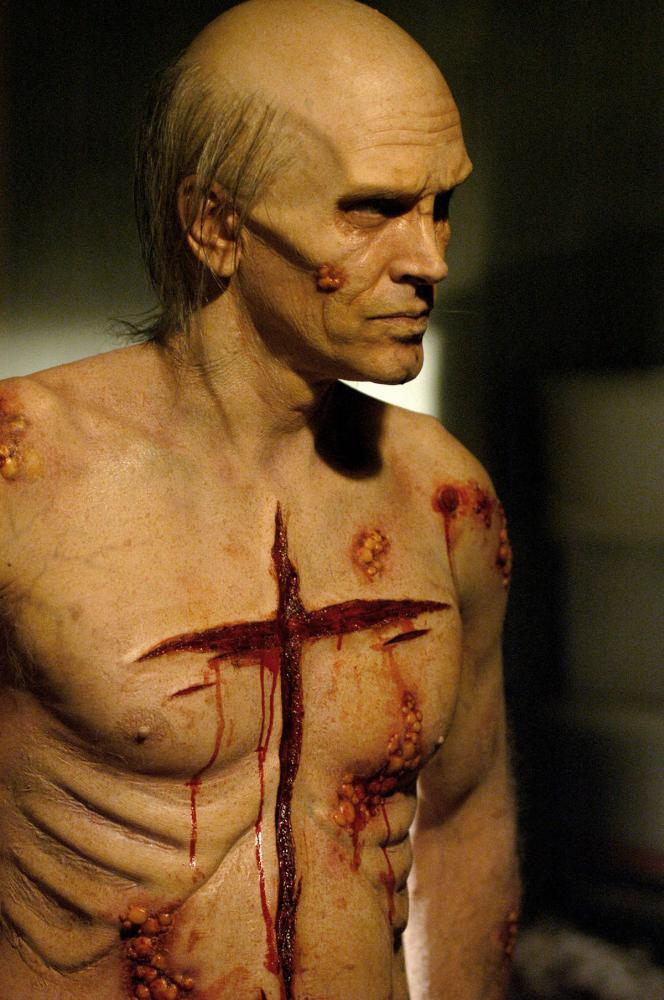THE DEVIL'S TOMB, Bill Moseley, 2009. ©Sony Pictures