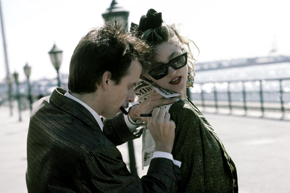 DESPERATELY SEEKING SUSAN, Robert Joy, Madonna, 1985, (c) Orion