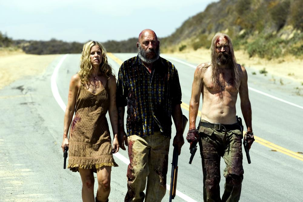 THE DEVIL'S REJECTS, Sheri Moon, Sid Haig, Bill Moseley, 2005, (c) Lions Gate