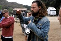 THE DEVIL'S REJECTS, director Rob Zombie on set, 2005, (c) Lions Gate