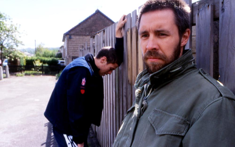 DEAD MAN'S SHOES, Toby Kebbell, Paddy Considine, 2004.©Magnolia Pictures