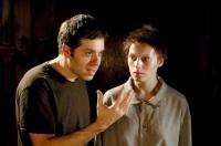 DEATH IN LOVE, director Boaz Yakin, Emma Bell, on set, 2008. Ph: John Clifford/©Screen Media Films