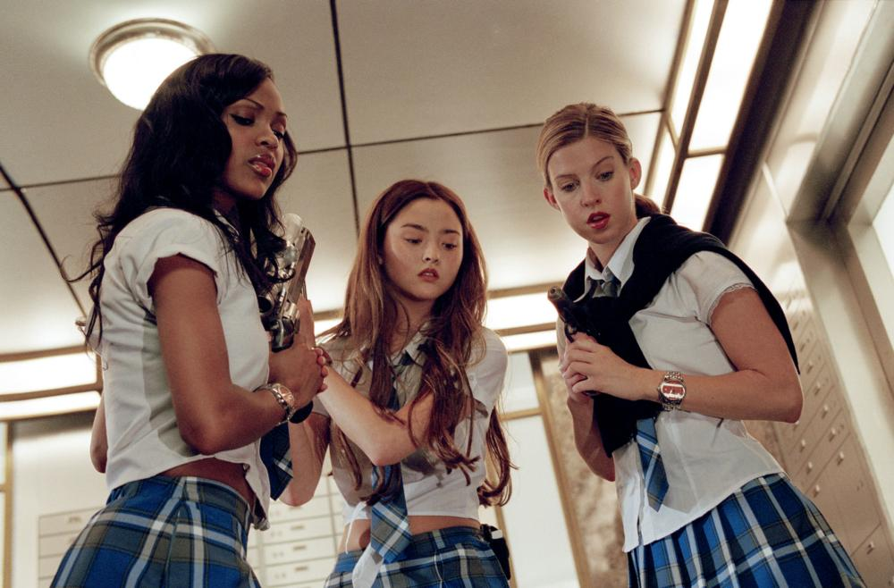DEBS, Meagan Good, Devon Aoki, Jill Ritchie, 2004, (c) Samuel Goldwyn
