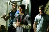 DEADGIRL, from left: Nolan Funk, Shiloh Fernandez, Andrew DiPalma, 2008. ©Dark Sky Films
