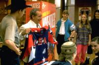 D2: THE MIGHTY DUCKS, from left: Ty O'Neal, Michael Tucker, Vincent A. Larusso, 1994, ©Buena Vista Pictures