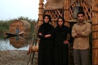 DAWN OF THE WORLD, (aka L'AUBE DU MONDE), from left: Hiam Abbass, Hafsia Herzi, Karim Saleh, 2008. ©Rezo Films