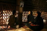 DAWN OF THE WORLD, (aka L'AUBE DU MONDE), from left: Karim Saleh, Hafsia Herzi, Hiam Abbass, 2008. ©Rezo Films