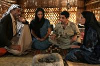 DAWN OF THE WORLD, (aka L'AUBE DU MONDE), from left: Sayed Ragab, Hafsia Herzi, Karim Saleh, Hiam Abbass, 2008. ©Rezo Films