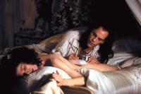 DANGEROUS LIAISONS, Laura Benson, John Malkovich, 1988, (c) Warner Brothers