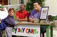 DADDY DAY CARE, Eddie Murphy, Jeff Garlin, 2003, (c) Columbia