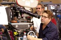 DADDY DAY CARE, Director Steve Carr on the set, 2003, (c) Columbia