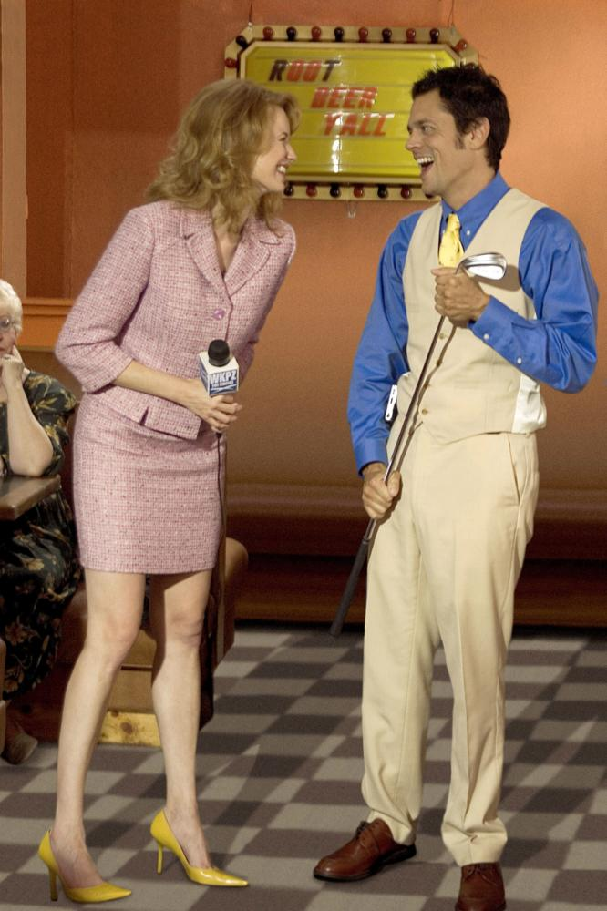 DALTRY CALHOUN, Elizabeth Banks, Johnny Knoxville, 2005, (c) Miramax