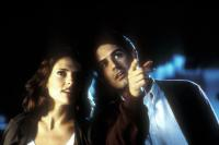 CUPID, from left: Ashley Laurence, Zach Galligan, 1997. ©Live Film