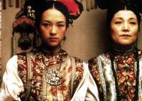 CROUCHING TIGER, HIDDEN DRAGON, (aka WO HU CANG LONG), from left: Zhang Ziyi, Pei-pei Cheng, 2000. ©Sony Pictures Classics