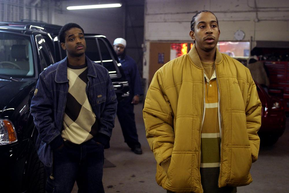 CRASH, Larenz Tate, Chris 'Ludacris' Bridges, 2005, (c) Lions Gate