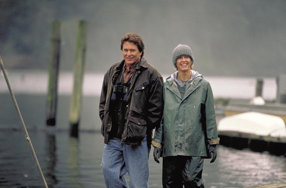 CRUEL AND UNUSUAL (aka WATCHTOWER), Tom Berenger, Rachel Hayward, 2001, ©Alliance Atlantis Communications