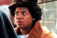 THE COLOR PURPLE, Oprah Winfrey, 1985, (c) Warner Brothers