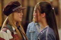 CONFESSIONS OF A TEENAGE DRAMA QUEEN, Lindsay Lohan, Megan Fox, 2004, (c) Buena Vista
