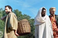 COLOR OF THE CROSS, David Gianopoulos as Horatius, Jean-Claude La Marre as Jesus Christ, Paul Nagi, 2006. TM and Copyright ©20th Century Fox Film Corp. All rights reserved..