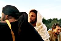 COLOR OF THE CROSS, Jacinto Taras Riddick as Peter, Jean-Claude La Marre as Jesus Christ, David Gianopoulos as Horatius, 2006. TM and Copyright ©20th Century Fox Film Corp. All rights reserved..