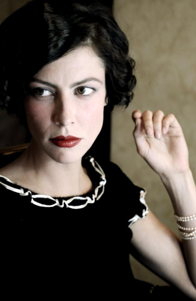 Anna Mouglalis Is Coco Chanel