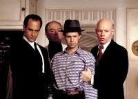 CLEAN SLATE, Christopher Meloni, Michael Gambon, Dana Carvey, Mark Bringleson, 1994, (c) MGM