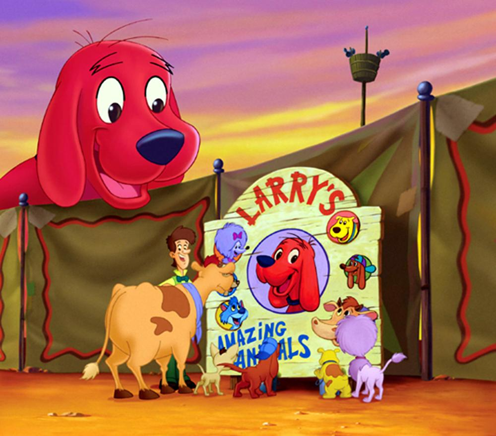 Clifford The Big Red Dog Really Big Movie