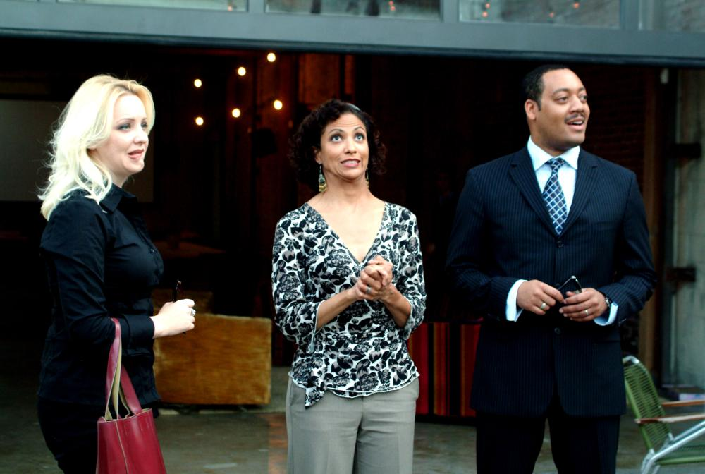 CLOSING ESCROW, Wendi McLendon-Covey, April Barnett, Cedric Yarbrough, 2007. ©Magnolia Pictures