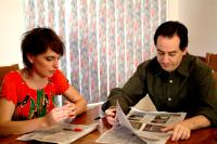 CLOSING ESCROW, Patty Wortham, Andrew Friedman, 2007. ©Magnolia Pictures