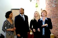 CLOSING ESCROW, April Barnett, Cedric Yarbrough, Wendi McLendon-Covey, Jillian Boyd, 2007. ©Magnolia Pictures