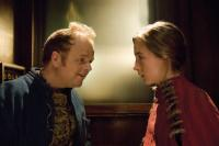 CITY OF EMBER, from left: Toby Jones, Saoirse Ronan, 2008. ©Universal