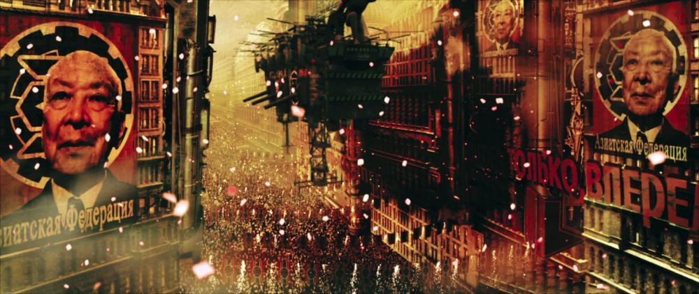 CASSHERN, Hideji Otaki, 2004. (c) DreamWorks SKG.
