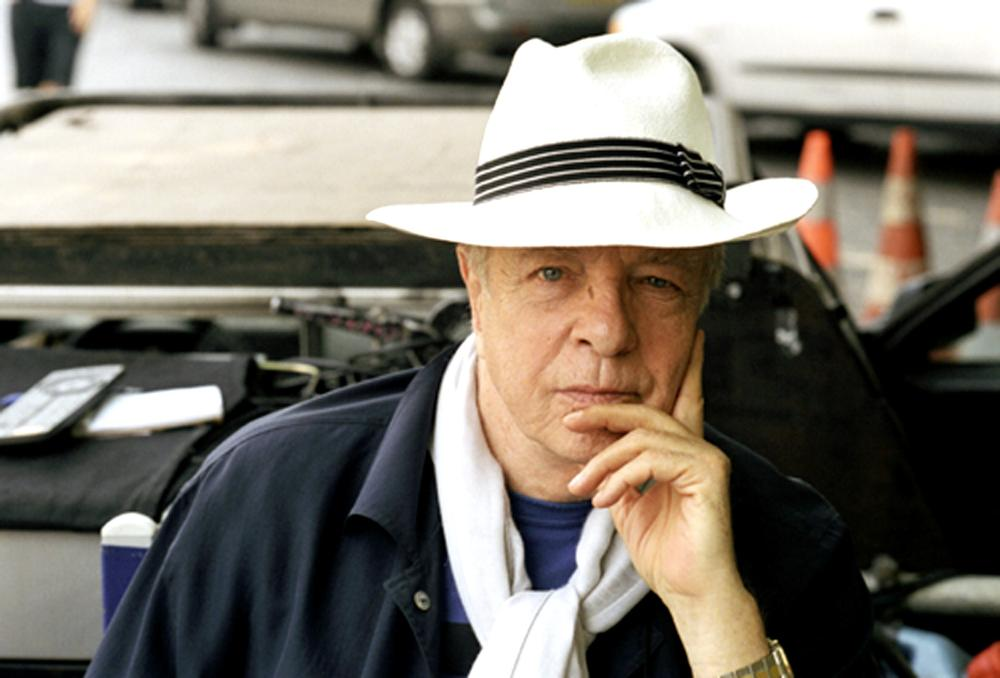 CALLAS FOREVER, Director Franco Zeffirelli on the set, 2002, (c) Regent Releasing