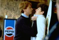 CAN'T BUY ME LOVE, from left: Courtney Gains, Patrick Dempsey, 1987, ©Buena Vista Pictures