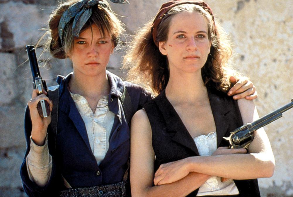 CATTLE ANNIE AND LITTLE BRITCHES, Diane Lane, Amanda Plummer, 1981, (c) Universal