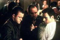 BROOKLYN RULES, Scott Caan, director Michael Corrente, Freddie Prinze Jr.on set, 2007. ©City Lights Pictures