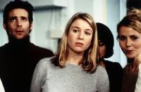 BRIDGET JONES'S DIARY, from left: James Callis, Renee Zellweger, Sally Phillips, 2001, © Miramax