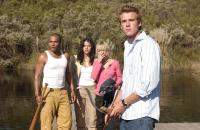 THE BREED, Hill Harper, Michelle Rodriguez, Taryn Manning, Eric Lively, 2006. ©First Look Pictures