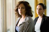BORDERTOWN, from left: Jennifer Lopez, Sonia Braga, 2006. ©ThinkFilm