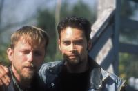 BOOGIE BOY, Jaimz Woolvett, Mark Dacascos, 1998. ©Imperial Entertainment Corp.