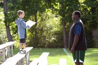 THE BLIND SIDE, from left: Jae Head, Quinton Aaron, 2009. Ph: Ralph Nelson/©Warner Bros.
