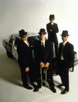 BLUES BROTHERS 2000, from left: John Goodman, Dan Aykroyd, J. Evan Bonifant, Joe Morton, 1998, ©Universal Pictures